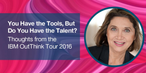 IBM Cheryl Burgess OutThink HR Soc Biz