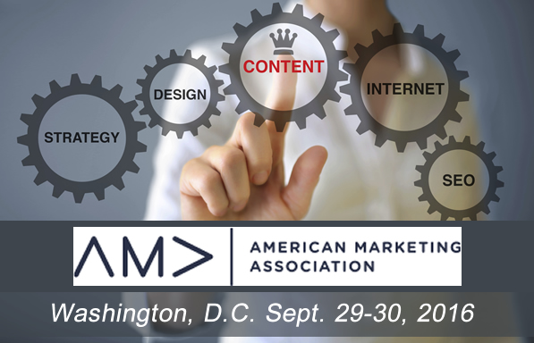 AMA Content Marketing Banner