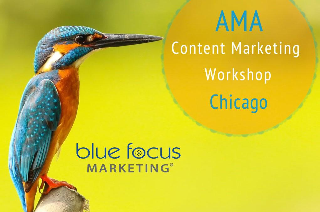[NEW AMA WORKSHOP] Content Marketing: A 7-Step Blueprint to Content Marketing Success