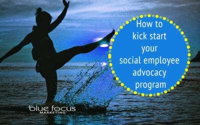How to kick start a social employee advocacy program