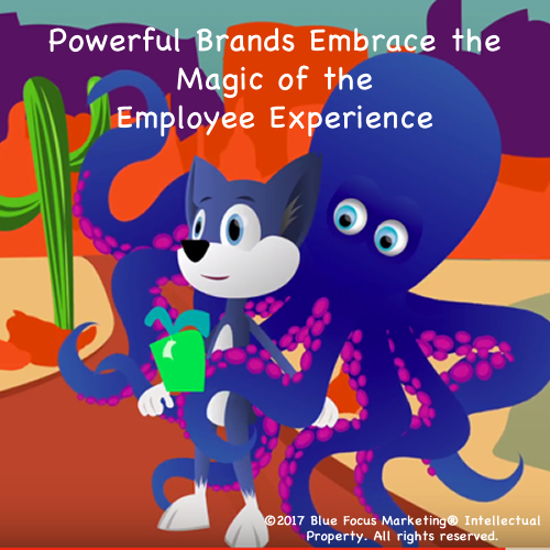 [New Video] Why Brands Are Embracing the Magic of the #EmployeeExperience #Leadership