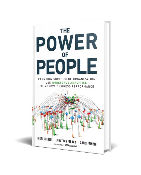 [Book Review] The Power of People: How Successful Organizations Use Workforce Analytics #HR #BigData