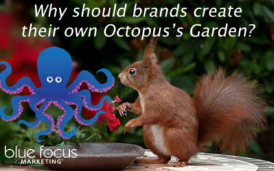 Why should brands create their own Octopus's Garden? #OctoLeader #marketing #business