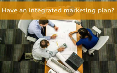 Does your CMO have an integrated #marketing strategy?